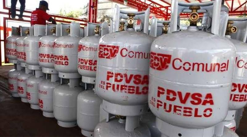 distribución gas
