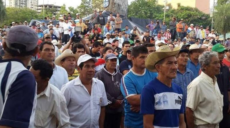 campesinos paraguay