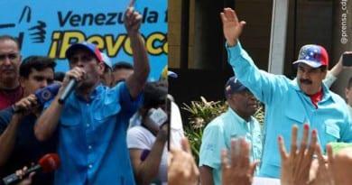 marchas venezuela