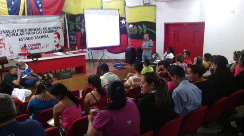 comunas tachira