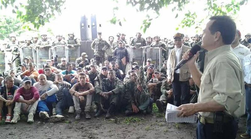 ejercicio civico militar