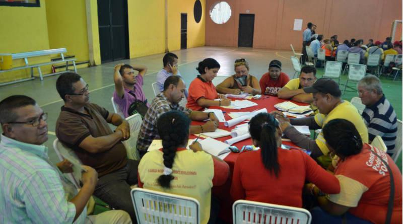 organizacional comunas