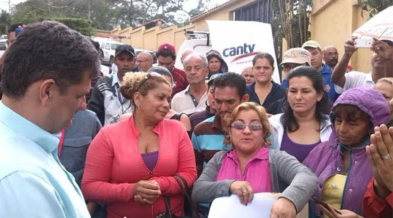 cantv andes