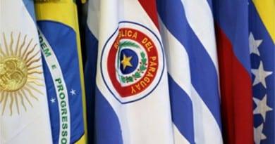 banderas mercosur