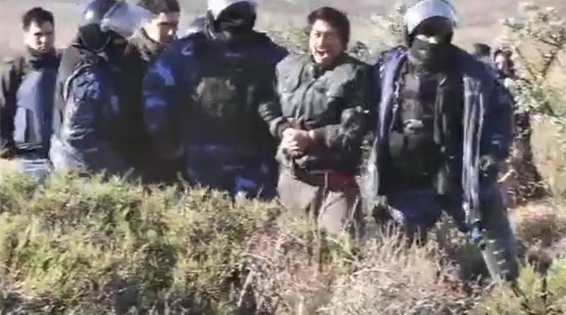 desalojo mapuche chubut