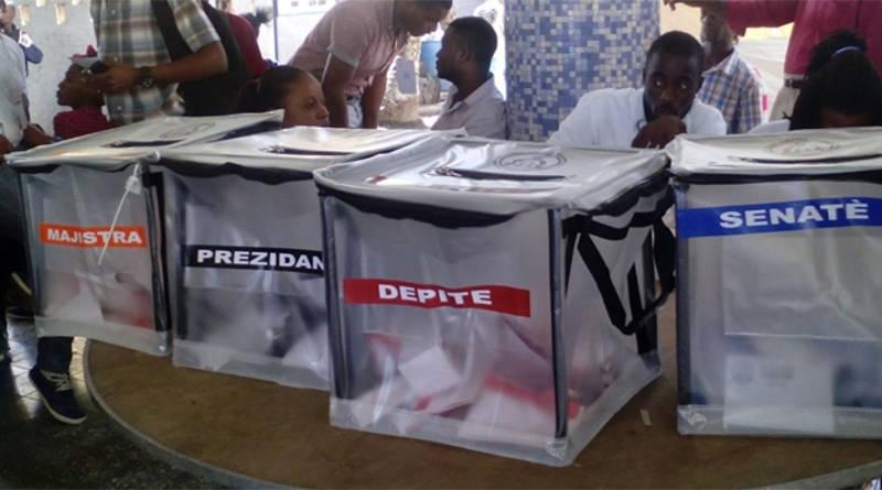 cdp haiti elecciones