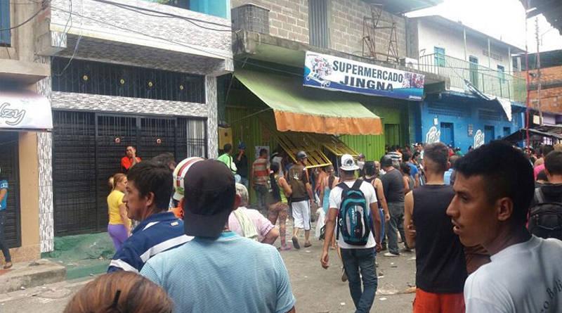 cdp venezuela saqueos
