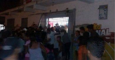 cdp ciudad bolivar saqueos