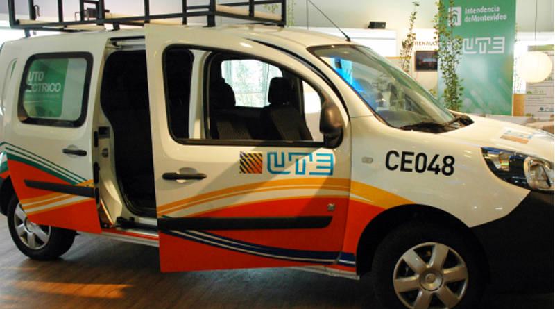 cdp uruguay auto electrico
