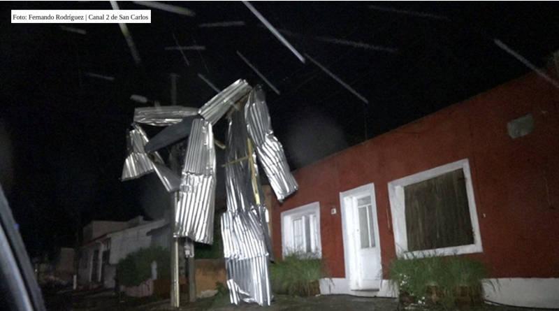 cdp uruguay turbonada