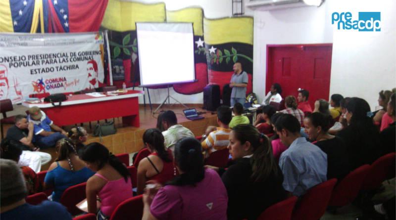 cdp venezuela comunas