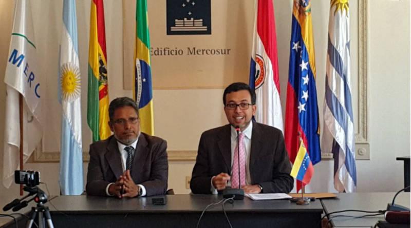 cdp uruguay venezuela mercosur