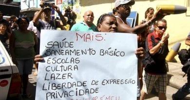 cdp brasil abuso policial