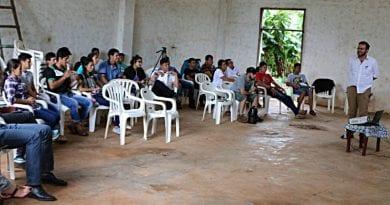 cdp paraguay organizacion