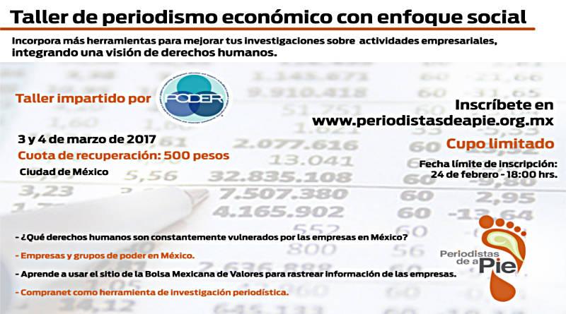 cdp mexico taller