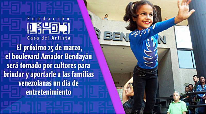 Casa del Artista celebrará sus 30 años en el boulevard Amador Bendayán