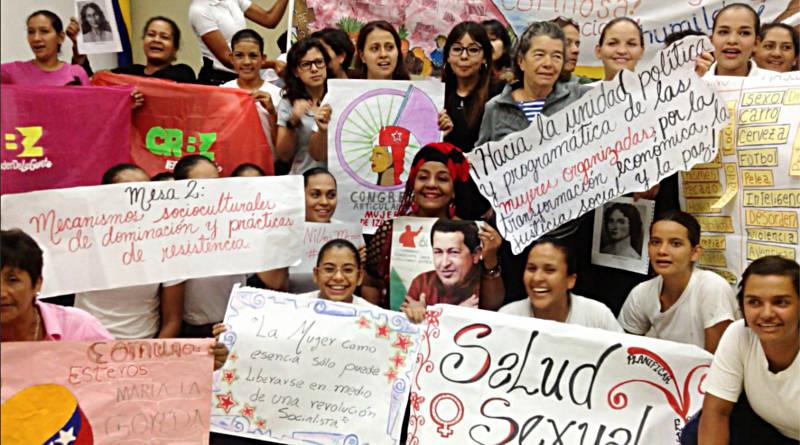 Concretado En Táchira 1er Congreso Articulador De Mujeres De Izquierda