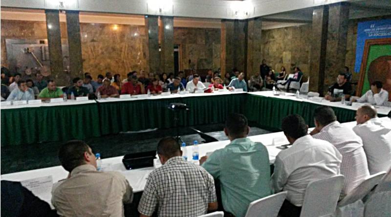 Empresas públicas agroalimentarias se reunieron en Caracas