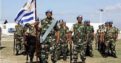 Vázquez Ratifica Salida Definitiva De Tropas Uruguayas De Haití