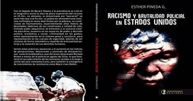 Publicado En Argentina El Libro Racismo Y Brutalidad Policial En Estados Unidos
