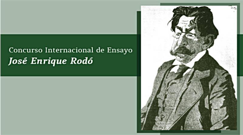 Uruguay lanza concurso internacional de ensayo sobre José Enrique Rodó.