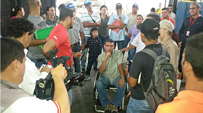 Presidente De La Corporación Agrícola DelAgro Visitó Táchira