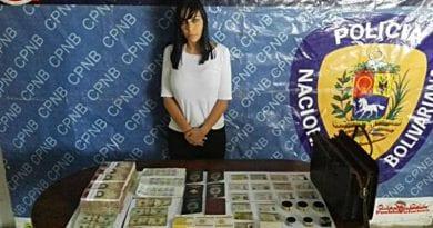 Capturan a abogada de Lilian Tintori con material para falsificar documentos