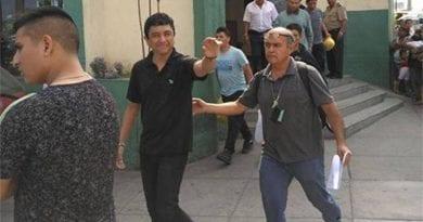 Guillermo Bermejo continúa privado de libertad tras su regreso al Perú