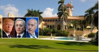 Trump atiende agenda de Pastrana y Uribe sobre temas de la región