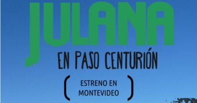Estrenarán En Montevideo Documental De Julana En Paso Centurión