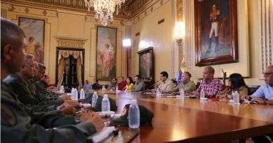 Maduro Activa Plan Zamora Para Neutralizar Planes Golpistas