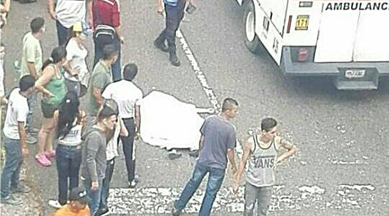 Agenda violenta deja como saldo dos personas muertas en Venezuela