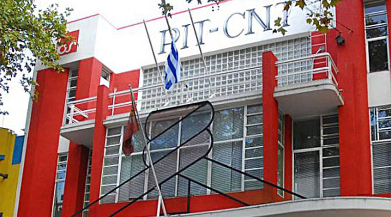 Secretariado Ejecutivo Pit-Cnt Solidario Con Venezuela