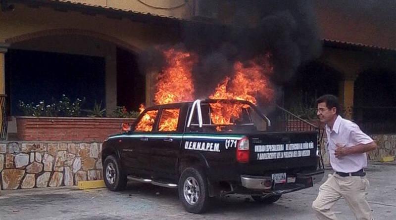 3 muertos y 19 heridos en plantón opositor de este lunes