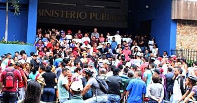 Exigen a MP investigar hechos terrorista en Táchira