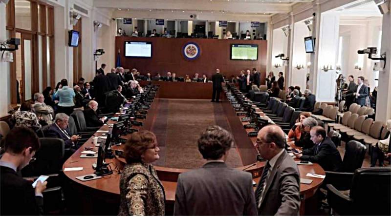 Venezuela le dice adiós a la OEA e inicia desincorporación