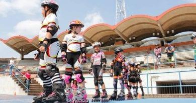 Frontera tachirense recibirá Festival de Patinaje en Mayo