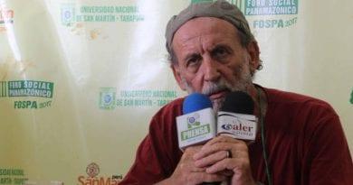 Ruben Siqueira, coordenador nacional da CPT (foto: Comunicação FOSPA)