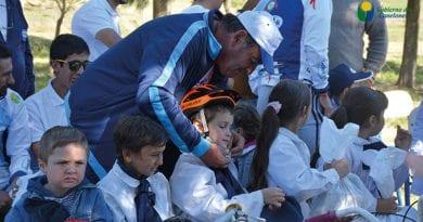 Programa Pedal Rural llegó a Escuela Rural de Santa Lucía
