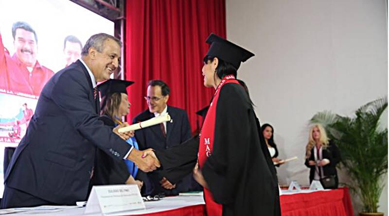UVH graduó 31 nuevos profesionales en hidrocarburos y minería