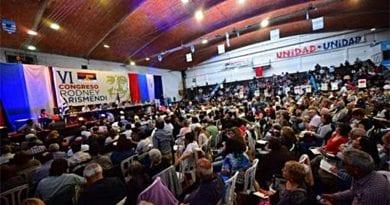 Frente Amplio denunció proceso desestabilizador contra Venezuela