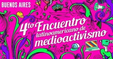 Abierta convocatoria rumbo al 4to Encuentro de Medioactivismo