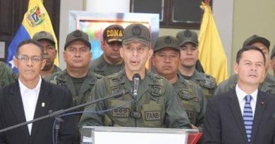 Gobierno Nacional activa fase dos del Plan Zamora en Táchira