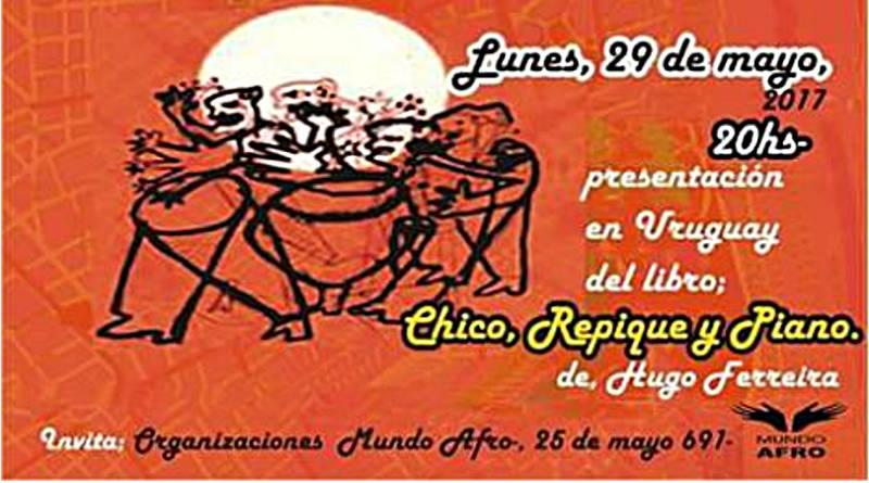OMA presentará este lunes el libro Chico, Repique y Piano