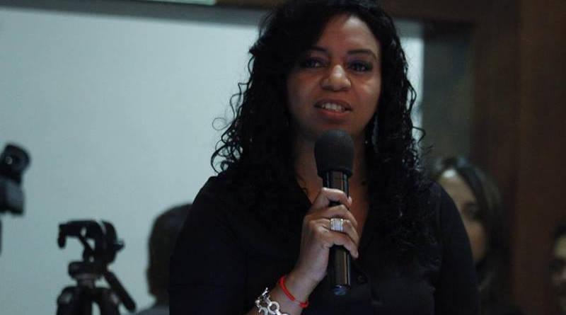 Alexandra Ocles asumió como Secretaria de Gestión de Riesgos