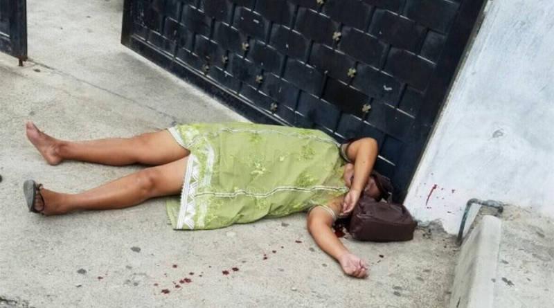 Asesinaron a locutora y activista del pueblo Ñom'daa en Ometepec