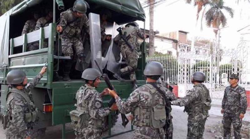 Declaran estado de emergencia al norte de Perú por huelgas