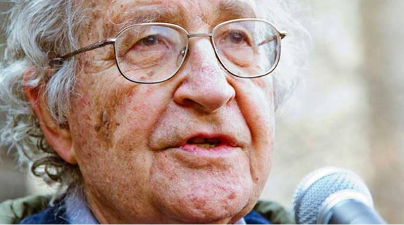 Chomsky brindará conferencia en Montevideo invitado por la FLS