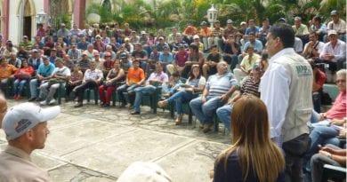 Se multiplican por el territorio las asambleas campesinas
