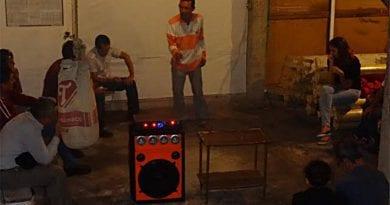Con proyección comunitaria estrenan documental Voces del Fuego